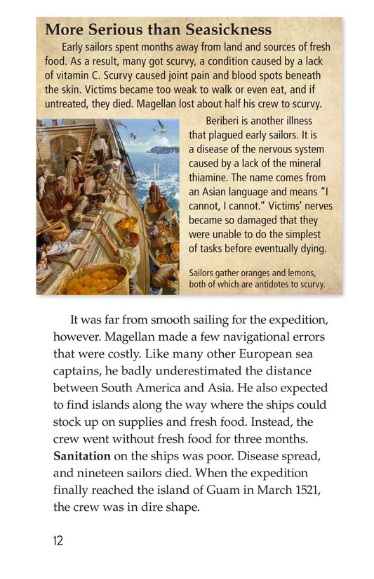 Book Preview For Ferdinand Magellan Page 12