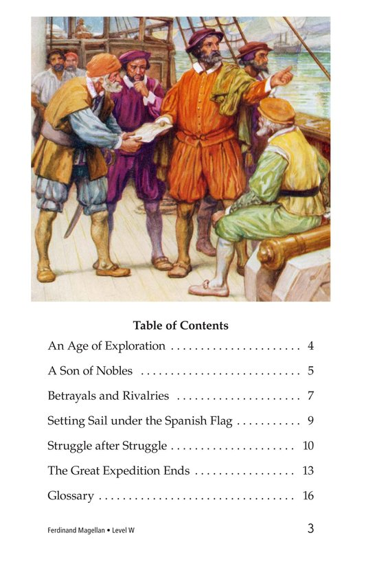 Book Preview For Ferdinand Magellan Page 3