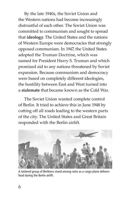 Book Preview For The Berlin Wall Page 6