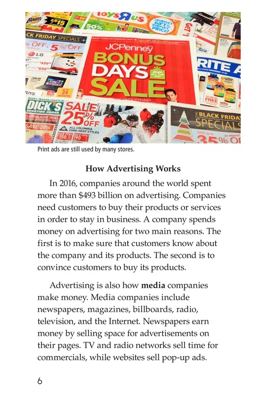 Book Preview For How Advertising Works Page 6