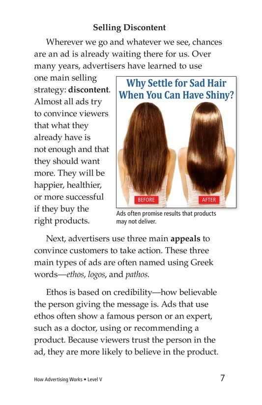 Book Preview For How Advertising Works Page 7