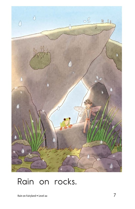 Book Preview For Rain on Fairyland Page 7
