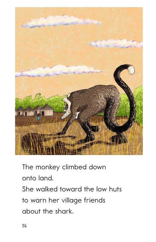 Book Preview For The Heart of a Monkey Page 14