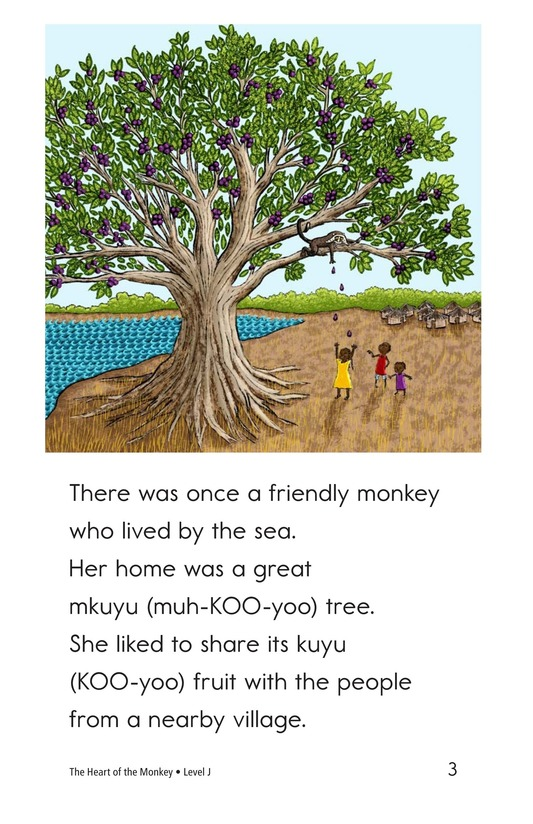 Book Preview For The Heart of a Monkey Page 3