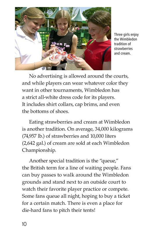 Book Preview For Wimbledon Page 10