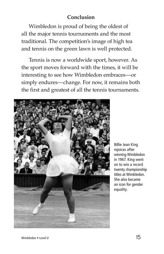 Book Preview For Wimbledon Page 15