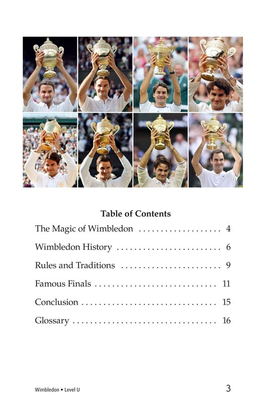Book Preview For Wimbledon Page 3