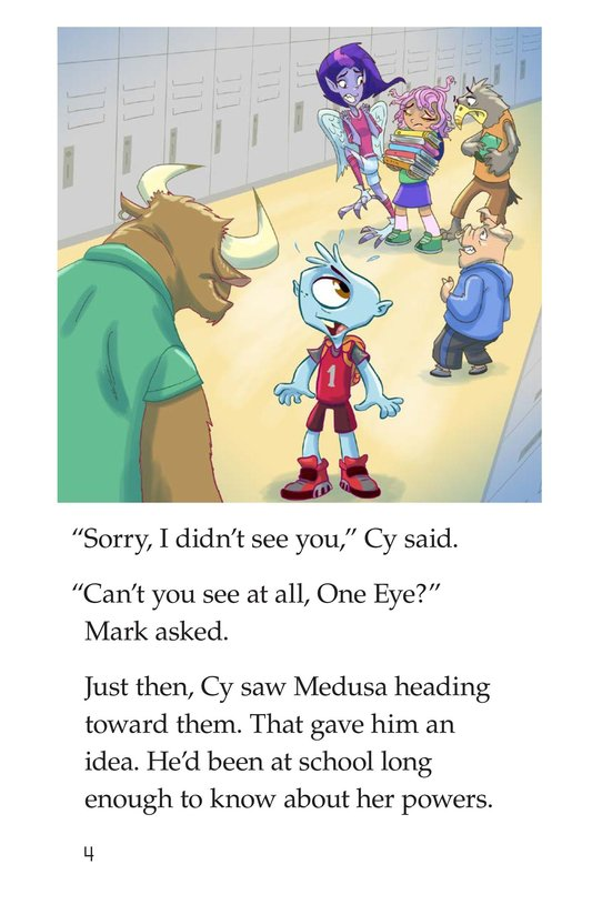 Book Preview For Cy and Medusa Page 4