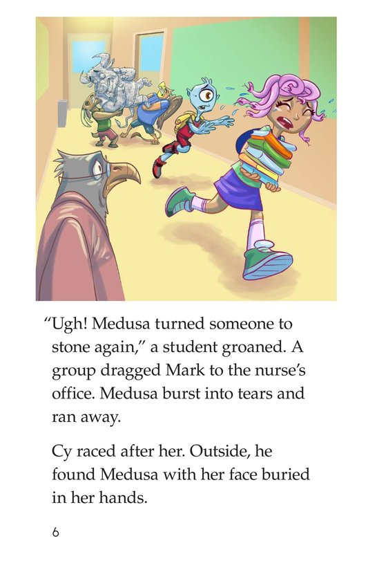 Book Preview For Cy and Medusa Page 6