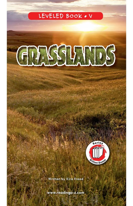 Book Preview For Grasslands Page 0