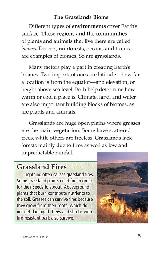 Book Preview For Grasslands Page 5