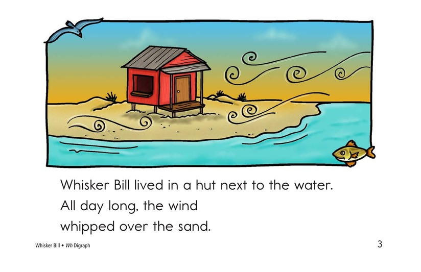 Book Preview For Whisker Bill Page 3