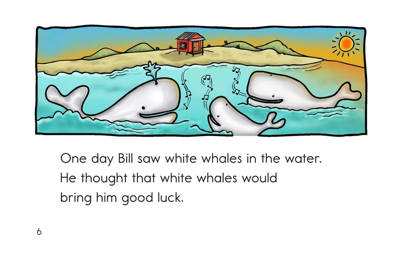 Book Preview For Whisker Bill Page 6