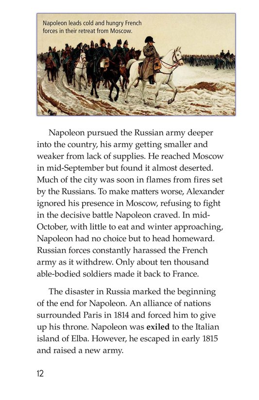 Book Preview For Napoleon Bonaparte Page 12