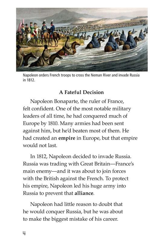 Book Preview For Napoleon Bonaparte Page 4