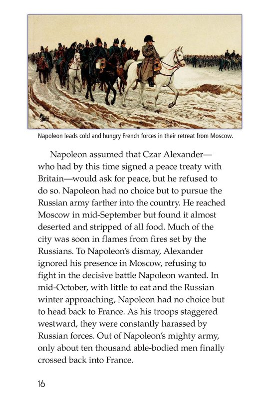 Book Preview For Napoleon Bonaparte Page 16
