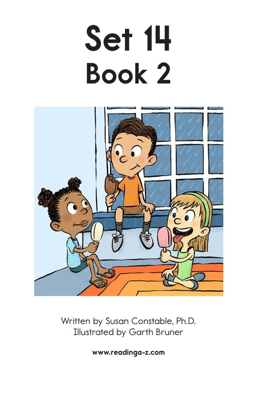 Book Preview For Decodable Passages Set 14 Book 2 Page 2