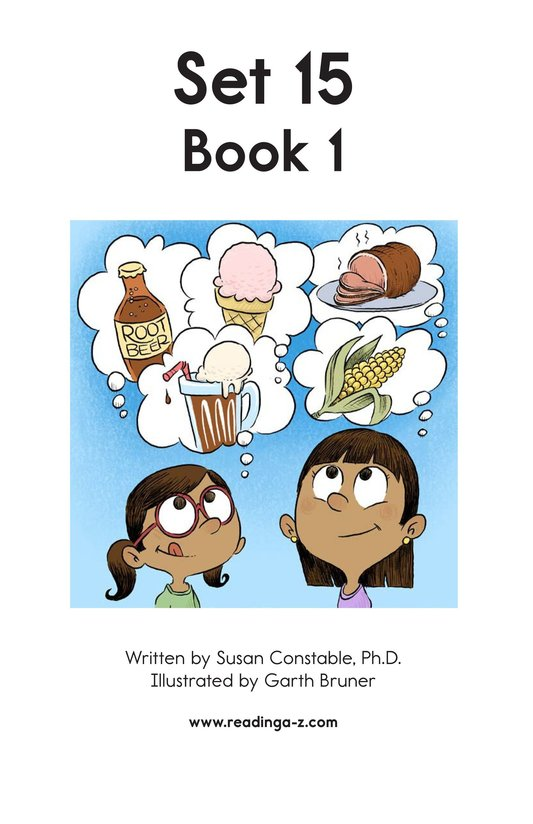 Book Preview For Decodable Passages Set 15 Book 1 Page 2