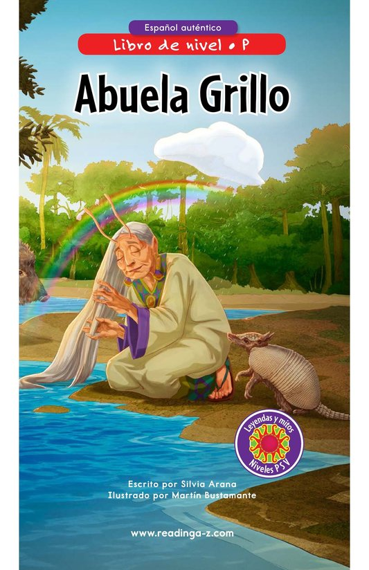 Book Preview For Abuela grillo Page 0