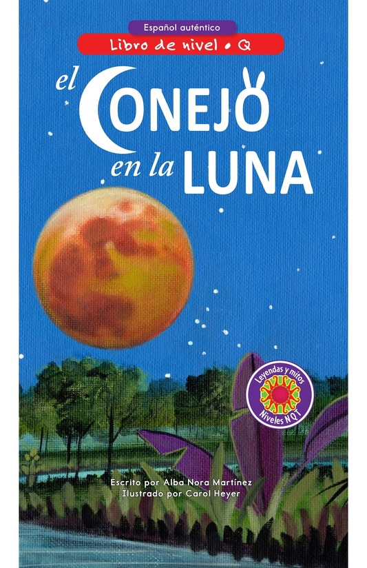 Book Preview For El conejo en la luna Page 0