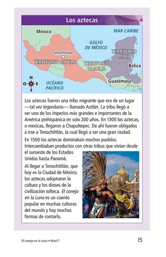 Book Preview For El conejo en la luna Page 15