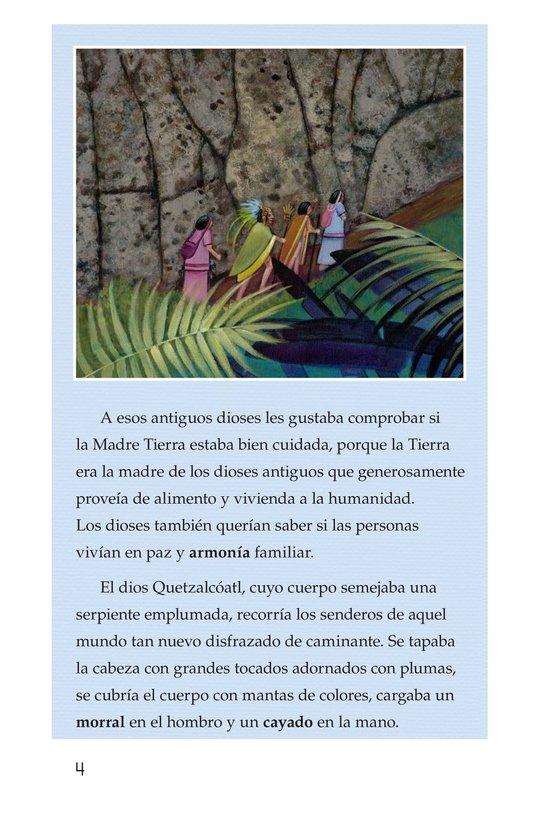 Book Preview For El conejo en la luna Page 4