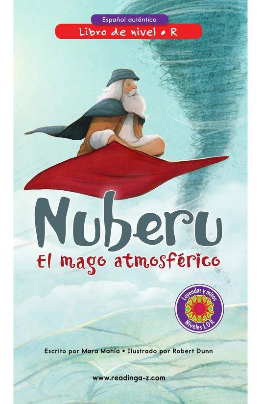 Book Preview For Nuberu, el mago atmosférico Page 0