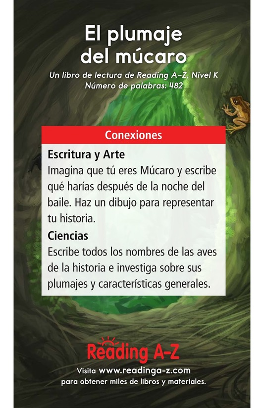 Book Preview For El plumaje del múcaro Page 17