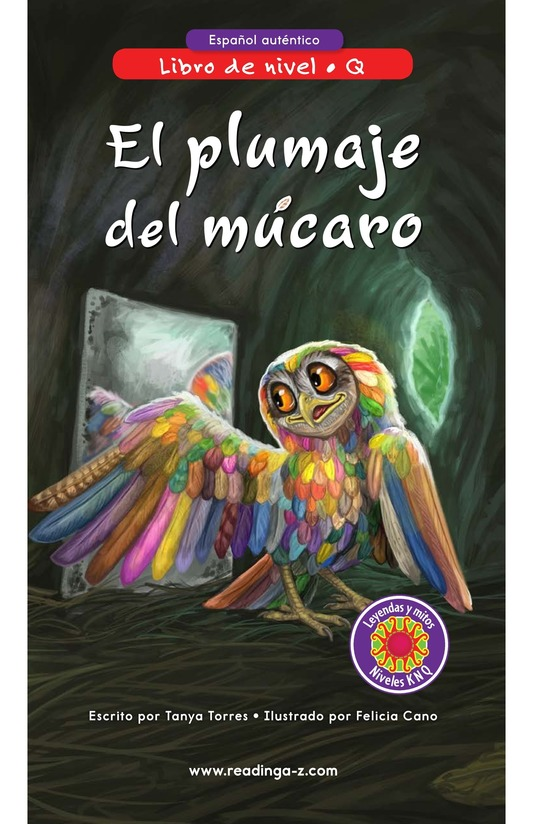 Book Preview For El plumaje del múcaro Page 0