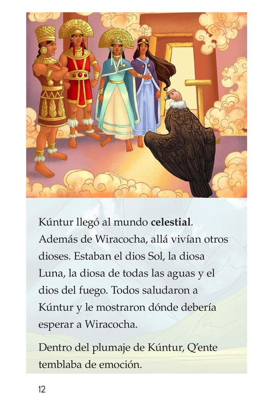 Book Preview For El sueño del colibrí Page 12