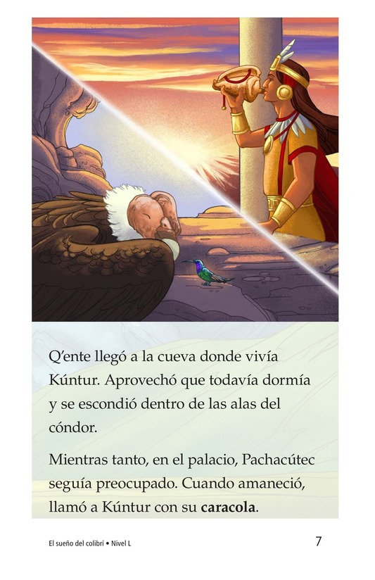 Book Preview For El sueño del colibrí Page 7