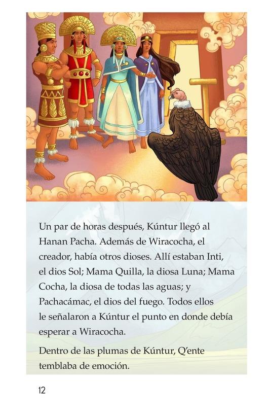 Book Preview For El sueño del colibrí Page 12