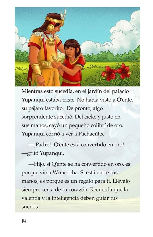 Book Preview For El sueño del colibrí Page 14