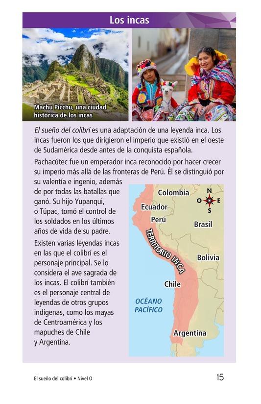 Book Preview For El sueño del colibrí Page 15