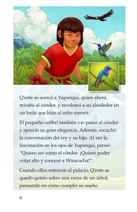 Book Preview For El sueño del colibrí Page 4