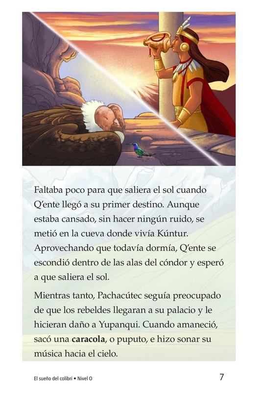 Book Preview For El sueño del colibrí Page 7