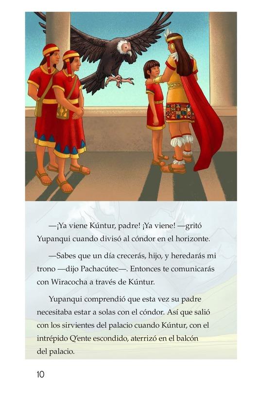 Book Preview For El sueño del colibrí Page 10