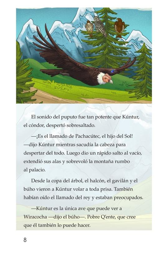Book Preview For El sueño del colibrí Page 8