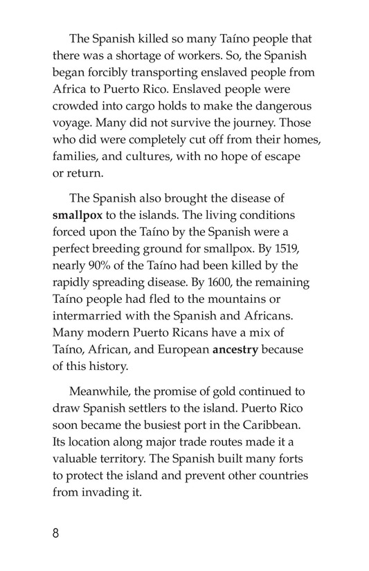 Book Preview For Puerto Rico Page 8