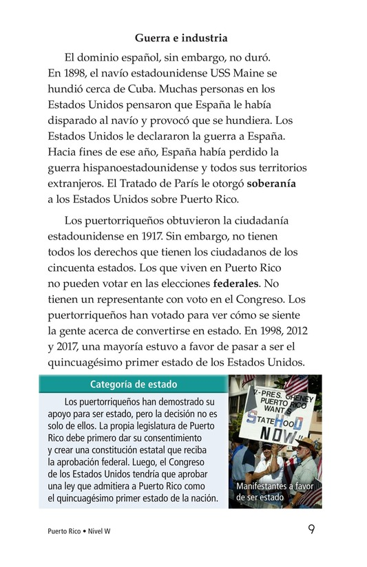 Book Preview For Puerto Rico Page 9