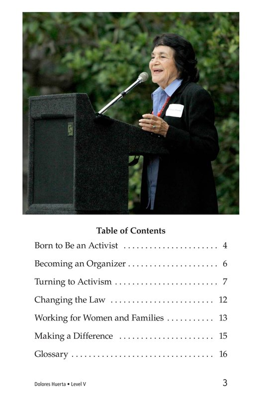Book Preview For Dolores Huerta Page 3