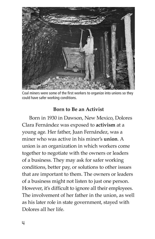 Book Preview For Dolores Huerta Page 4