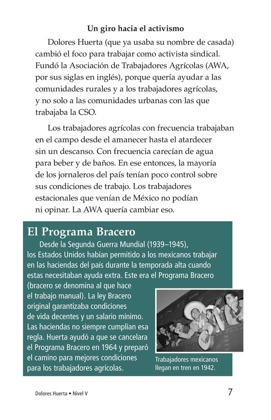 Book Preview For Dolores Huerta Page 7
