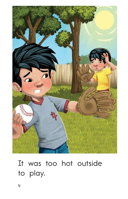 Book Preview For Too Hot! Page 4