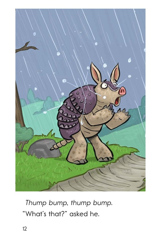 Book Preview For Armadillo's Song Page 12