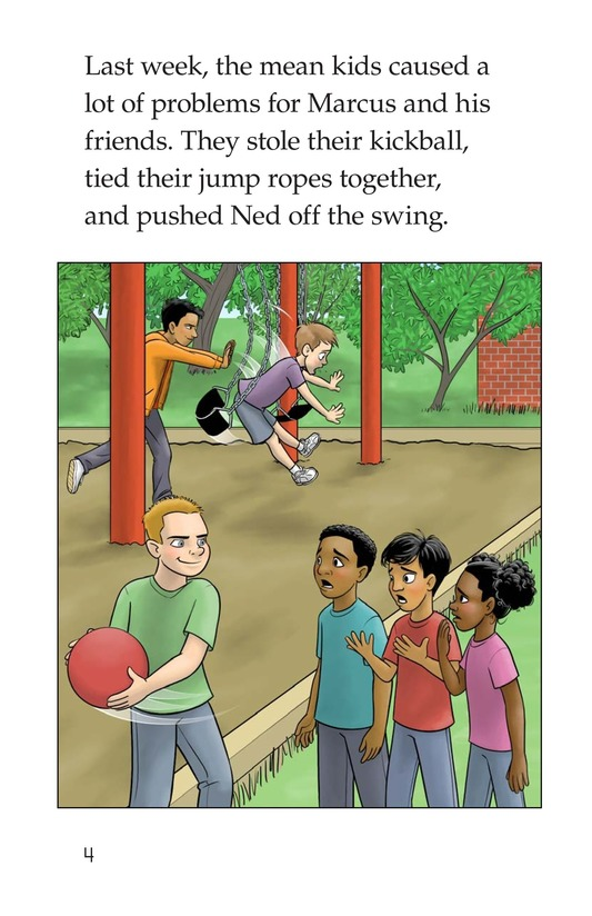Book Preview For Standing Up to the Bullies Page 4