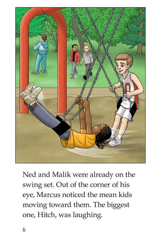 Book Preview For Standing Up to the Bullies Page 6