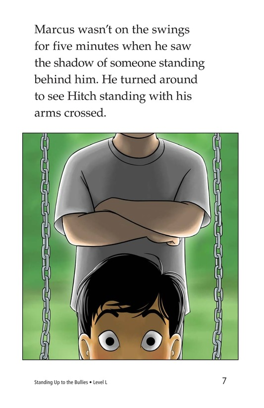 Book Preview For Standing Up to the Bullies Page 7