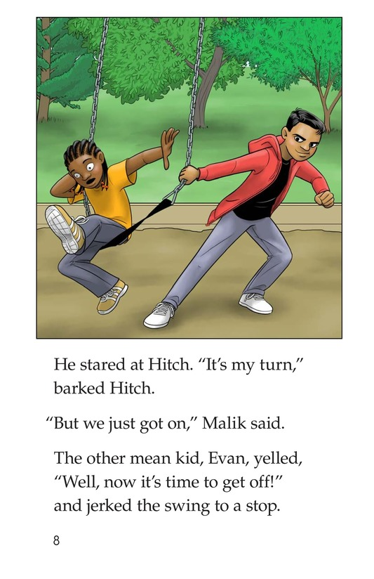 Book Preview For Standing Up to the Bullies Page 8