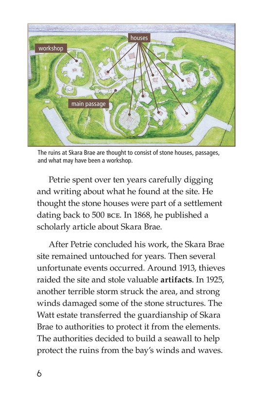 Book Preview For The Secrets of Skara Brae Page 6